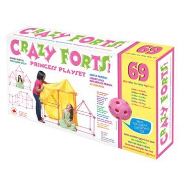 Crazy Forts! Princess Playset