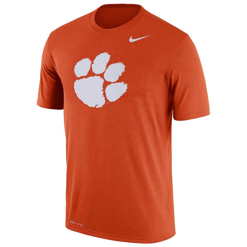 Men's Nike Clemson Tigers Legend Dri-FIT Tee
