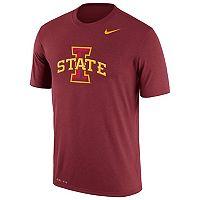 Men's Nike Iowa State Cyclones Legend Dri-FIT Tee