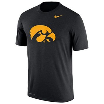 Men's Nike Iowa Hawkeyes Legend Dri-FIT Tee