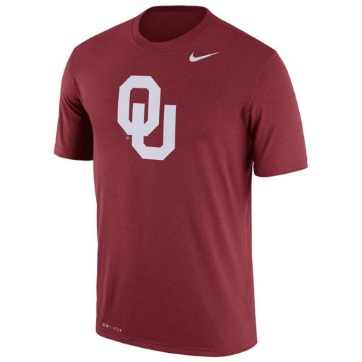 Men's Nike Oklahoma Sooners Legend Dri-FIT Tee