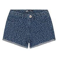 Girls 7-16 Levi's Knit Denim Shortie Shorts