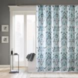 Madison Park Palerma Microfiber Shower Curtain