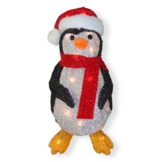 National Tree Company Christmas Penguin Table Decor