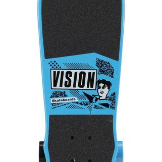 Vision 28-Inch Mini Cruiser Skateboard