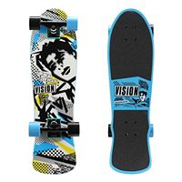 Vision 28-Inch Mini Cruiser Skateboard