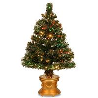 National Tree Company 32-in. Fiber Optic Radiance Firework Artificial Christmas Tree