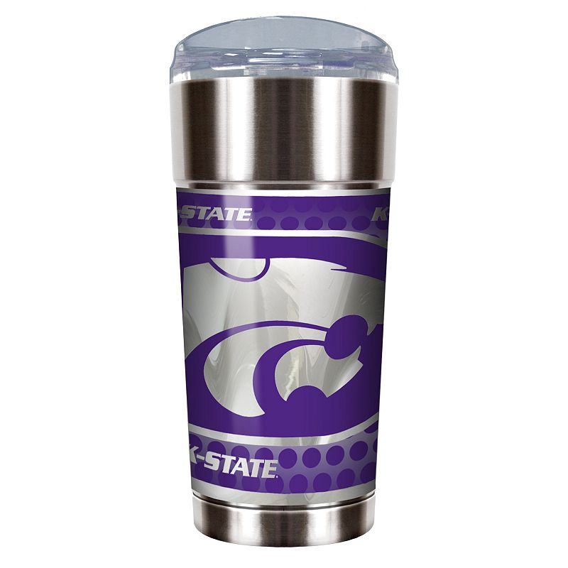 Kansas State Wildcats Eagle Tumbler, Multicolor