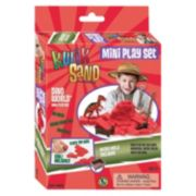 KwikSand Dino World Mini Play Set by Be Good Company