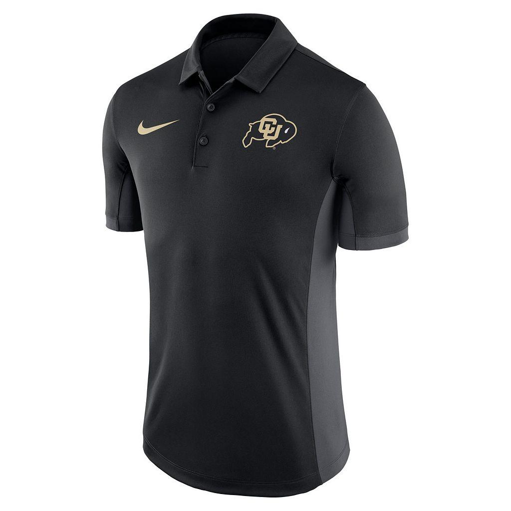 Men's Nike Colorado Buffaloes Dri-FIT Polo