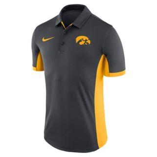 Men's Nike Iowa Hawkeyes Dri-FIT Polo