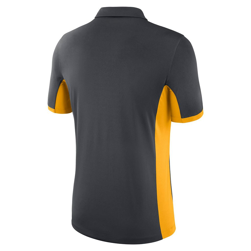 Men's Nike Iowa Hawkeyes Dri-FIT Polo