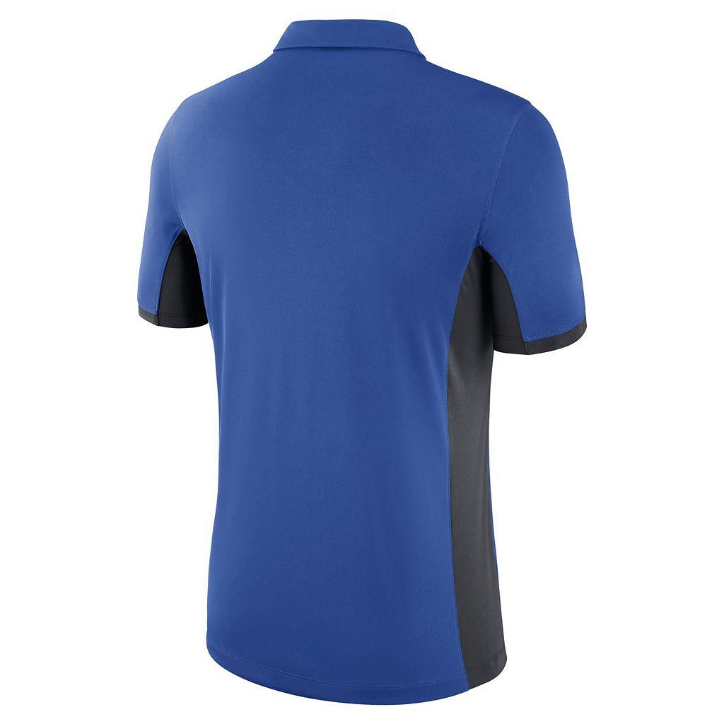 Men's Nike Duke Blue Devils Dri-FIT Polo
