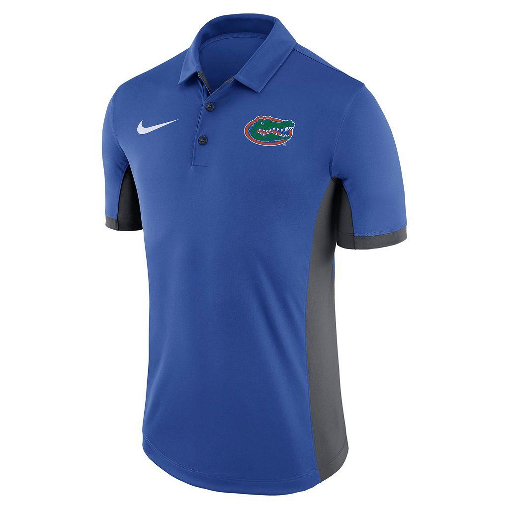 Men's Nike Florida Gators Dri-FIT Polo