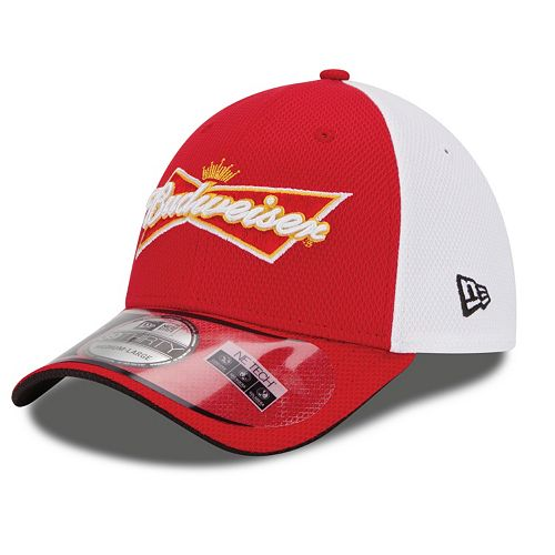 58bf031b533 Adult New Era Kevin Harvick 39THIRTY Stretch-Fit Cap