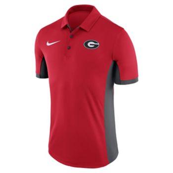 Men's Nike Georgia Bulldogs Dri-FIT Polo