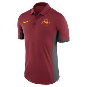 Men's Nike Iowa State Cyclones Dri-FIT Polo