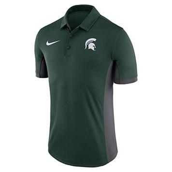 Men's Nike Michigan State Spartans Dri-FIT Polo