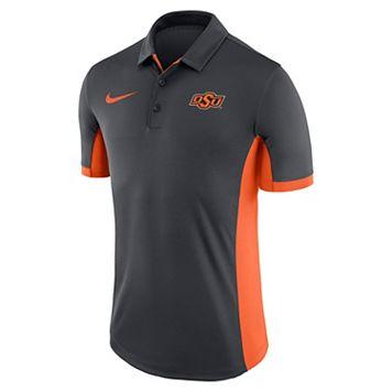 Men's Nike Oklahoma State Cowboys Dri-FIT Polo