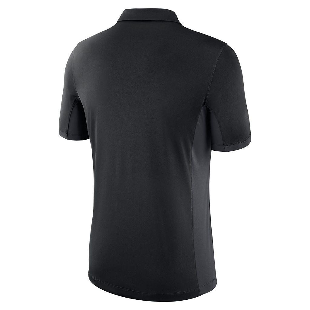 Men's Nike Purdue Boilermakers Dri-FIT Polo