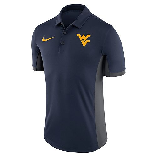 Men's Nike West Virginia Mountaineers Dri-FIT Polo