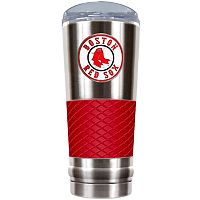 Boston Red Sox 24-Ounce Draft Stainless Steel Tumbler
