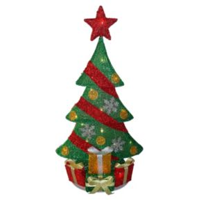 National Tree Company Christmas Tree Floor Decor