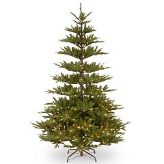 National Tree Company 7.5-ft. Glenwood Fir Pre-Lit Artificial Christmas Tree