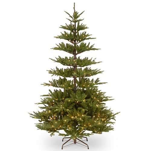 National Tree Company 7.5-ft. Glenwood Fir Pre-Lit Artificial Christmas Tree