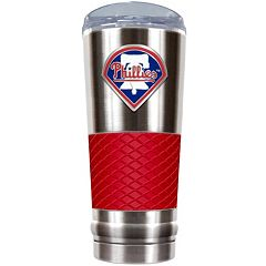 Philadelphia Phillies 24-Ounce Draft Stainless Steel Tumbler