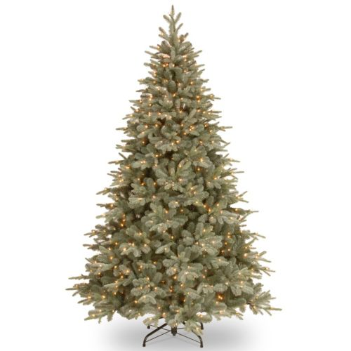 National Tree Company 7.5-ft. Frost Arctic Spruce Artificial Christmas Tree