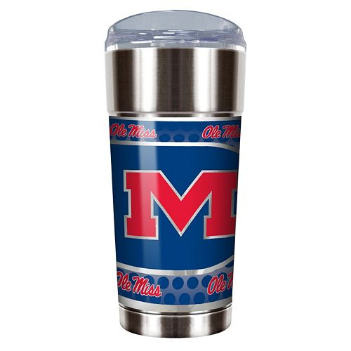 Ole Miss Rebels Eagle Tumbler