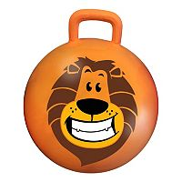 MegaFun USA Dandy the Lion Jungle Hop Bouncer