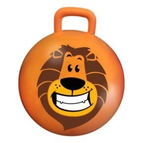 MegaFun USA Dandy the Lion Jungle Hop Bouncer