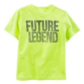 "Baby Boy Carter's ""Future Legend"" Graphic Tee"
