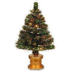 National Tree Company 3-ft. Fiber-Optic Artificial Christmas Tree Floor Decor