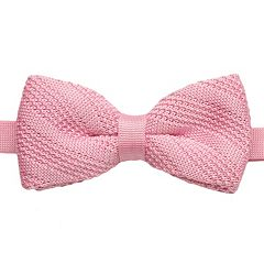 Men's Bow Tie Tuesday Knit Pre-Tied Bow Tie