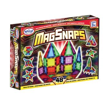MagSnaps 48-pc. Set by Popular Playthings