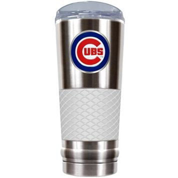 Chicago Cubs 24-Ounce Draft Stainless Steel Tumbler