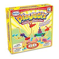 Playstix 68 pc Flexible Set by Popular Playthings