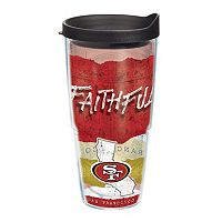Tervis San Francisco 49ers Statement 24-Ounce Tumbler