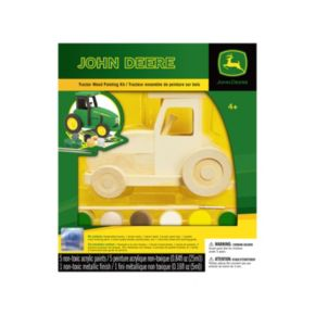 Masterpieces John Deere Tractor Wood Painting Kit