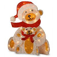 National Tree Company Christmas Bear Floor Decor