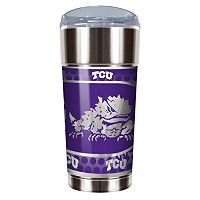 TCU Horned Frogs Eagle Tumbler