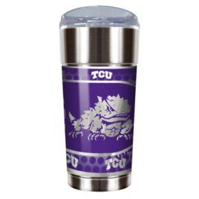 TCU Horned Frogs Eagle Tumbler