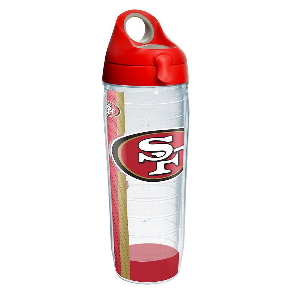 Tervis San Francisco 49ers Color 24-Ounce Water Bottle