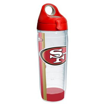 Tervis San Francisco 49ers Color 24-Ounce Water Bottle
