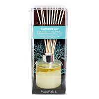 WoodWick Saltwater Mist Reed Diffuser 10-piece Set