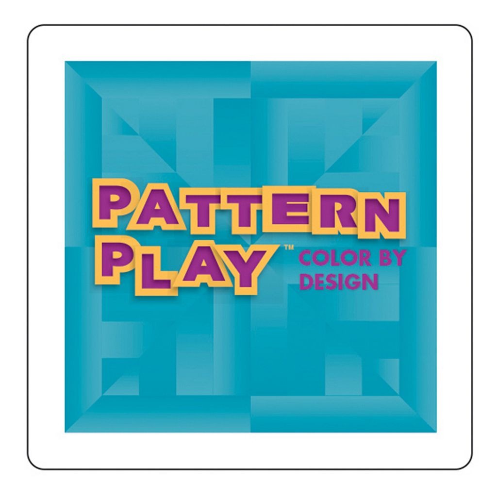 MindWare Pattern Play Color By Design Set