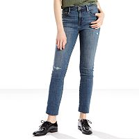 Women's Levi's Mid Rise Skinny Jeans